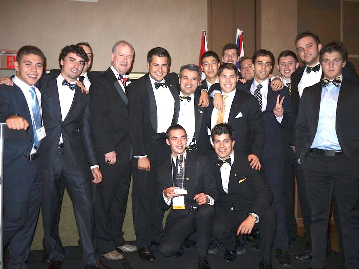 Successful 164th Zeta Psi Convention