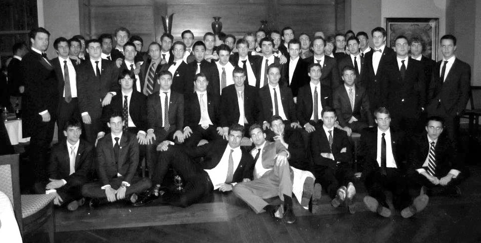 The Brothers of Alpha Psi