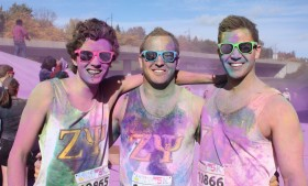 Colour Run Success!