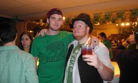 A Successful St. Patrick's Day